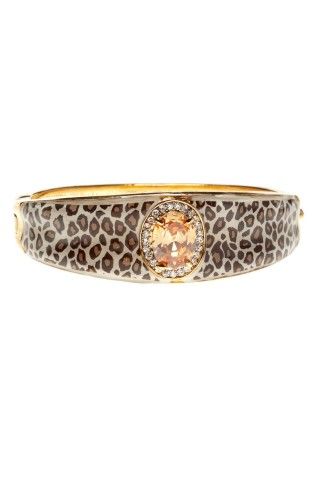BRAZALETE ANIMAL PRINT