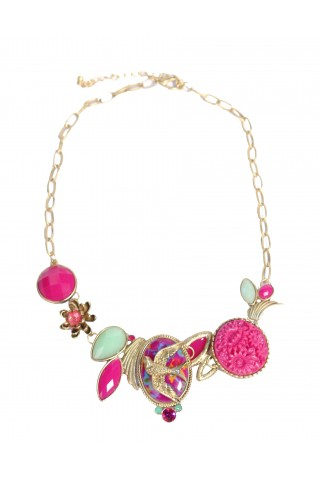 COLLAR BIRD CAMAFEO