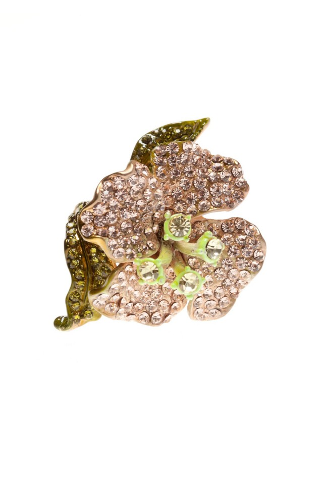 ANILLO GREEN FLOWER