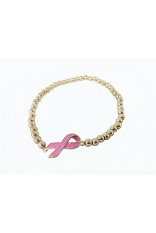 "PULSERA ""PRAY FOR A CURE"""