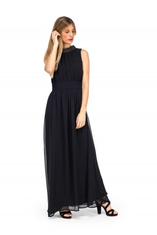 VESTIDO NIGHT MAXI