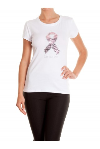 CAMISETA PINK RIBBON