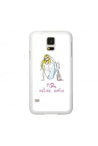CARCASA SAMSUNG S5 PINK